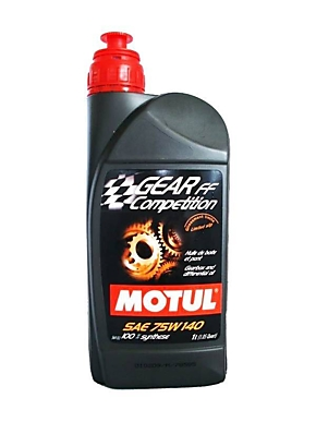 Масло транс Motul Gear Competition 75w140 100% sintetic